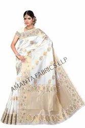 Designer Pure Silk Sarees D3