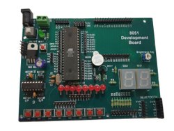 Embeddinator 8051/52 Microcontroller Development Board, 8-Bit, 4kb Flash