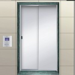Two Fold Telescopic Door Lift