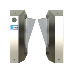 Smart Retractable Flap Barrier