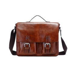 Corporate Leather Briefcase Bag