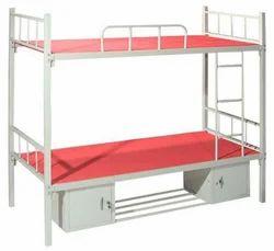 Metal Steel Storage Bunk Bed
