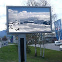 Outdoor P20 LED Screen