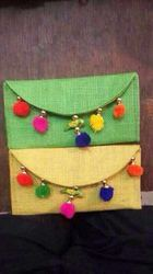 Handcrafted Clutch Hand Bags