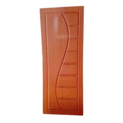 Brown Water Resistance Membrane Door