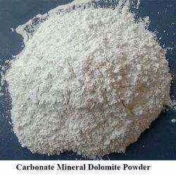 Carbonate Mineral Dolomite Powder