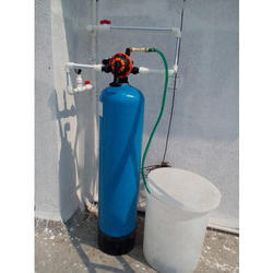 Mini Residential Softener Plant