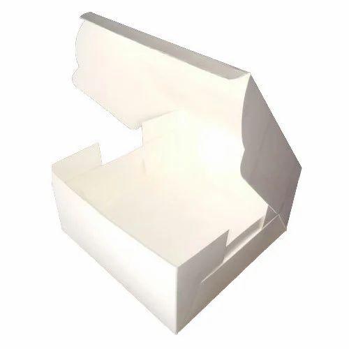 Plain Folding Paper Box, फोल्डिंग कागज का बॉक्स ...