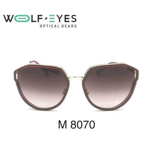 b01d8b6ad422 Wolf Eyes Designer Acetate Frame Sunglasses, Rs 200 /piece | ID ...