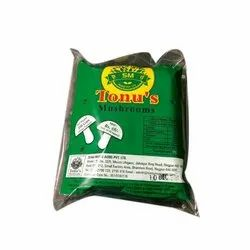A Grade Tonu's White Mushroom, Pesticide Free  (for Raw Products), Packaging Size: 1 Kg