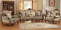 Wooden Sofa Set by Aarsun