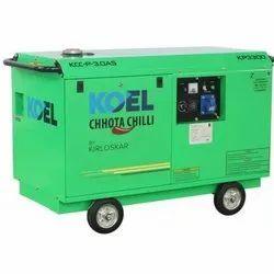 3 Kw Domestic Silent Generators