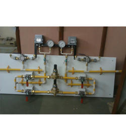 Medical Gas Pressure Reducing Station