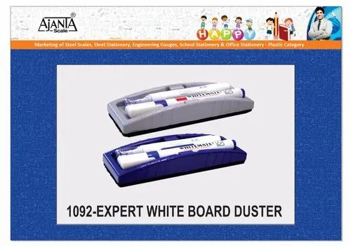 Blue,White 1092 Expert White Board Duster