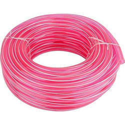 Pink PVC Water Pipe