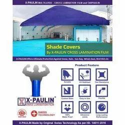 Shade Cover X-Paulin Cross Laminated Tarpaulin