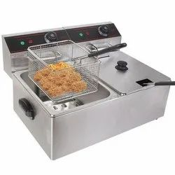 Electric Deep Fryer, For Commercial Kitchen