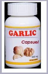 Sovam Garlic Capsules, Packaging Size: 500mg