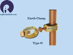 Earth Clamp Type O 5/8