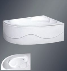 ST-22A Corner Bath Tub