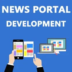 NEWS Portal Development Services With 24*7 Support