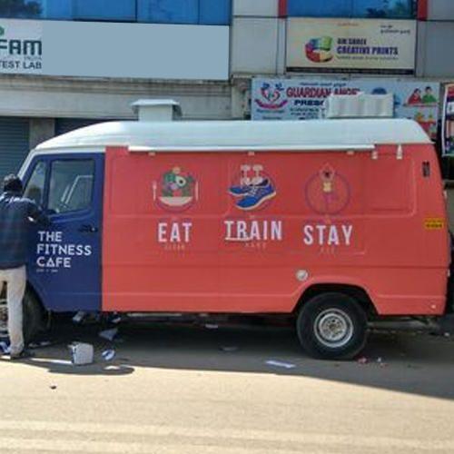 abbaf2f35f3e65 Street Food Van at Rs 400000  piece