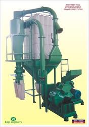 Grains Grinding Machine
