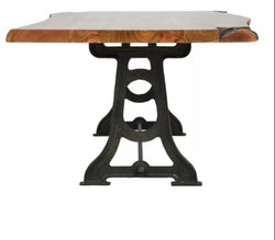 DIF-1440 Rustic Dining Table