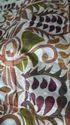 Kantha Stitched Silk Kurti Material
