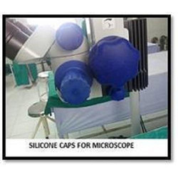 Silicone Caps For Microscope