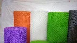 HDPE Green Kabutar Jali, Thickness: 2mm