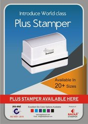 Plastic Plus Stamper Pre Ink Stamp Mount