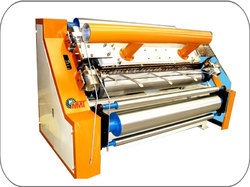 Single Facer Paper Corrugated Machine
