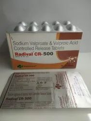 Sodium Valporate Tablets
