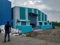 Industrial Warehouse Sheds Construction Services