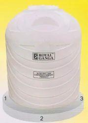 Plastic Round Royal Ganga Water Tank