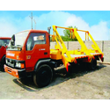 Dumper Placer Container