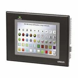Omron PLC & HMI