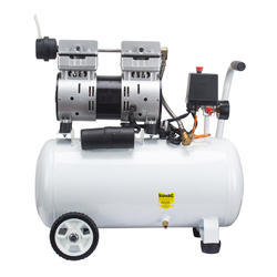 Oil Free Air Compressor With 5 bar - 15 bar Discharge Pressure And 10 HP - 300 HP Horse Power