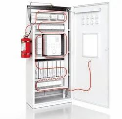 Mild Steel A & C Fire Suppression System, For Factory, Capacity: 2Kg