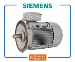 Three Phase Siemens IE4 Motors, Power: 0.37 TO 200 kW, 415