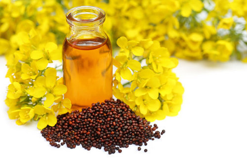 100% Refined Natural Mustard Seed Oil, Packaging Size: 500 mL