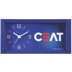 Skymy Ceat Promotional Rectangular Table Clock