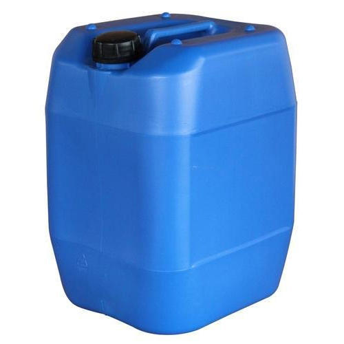 Blue Square Plastic Can, Capacity: 40Ltr, Rs 200 /piece Techno Packaging  Industries | ID: 2188329548
