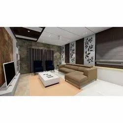 Interior Living Area Designing Service