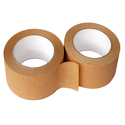 Brown Heat Resistant Self Adhesive Tape
