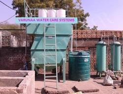 Dyeing Industry Effluent Treatment Plant