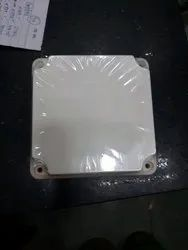 White PVC junction, for Electric Fitting
