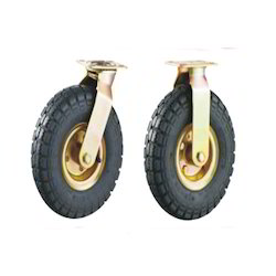 Tube Tyre (TT) Caster Wheels