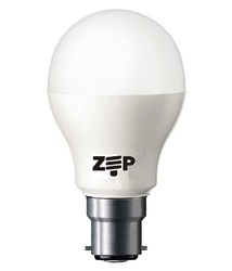 Cool Daylight And Warm White Rectangular And Round LED Bulb, Base Type: E27 And B22